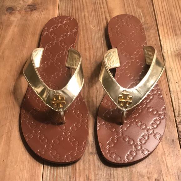 e34f83102457 Tory Burch Monroe Sandals. M 5acc0fd63b1608d57c56b951